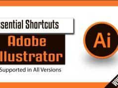 Adobe Illustrator cc Shortcut
