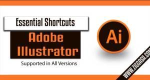 Adobe Illustrator cc Shortcut