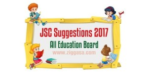 JSC All Subject Suggestion 2017