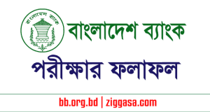 BB Officer (General) MCQ Exam Result 2018