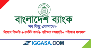 Bangladesh Bank eRecruitment