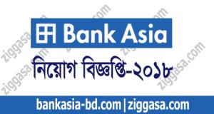 Bank Asia Job Circular 2018
