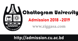Chittagong University Admission Test Circular 2018-19