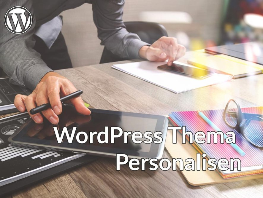 WordPress Thema Personaliseren