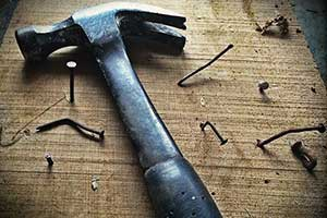 If all you have is a hammer everything starts to look like a nail