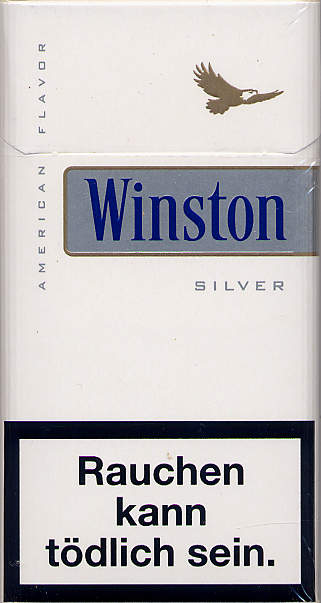 Winston Silver 100s 20AT2011