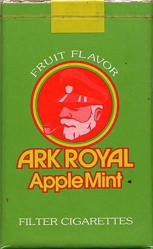 Ark Royal Apple Mint 20IL2004