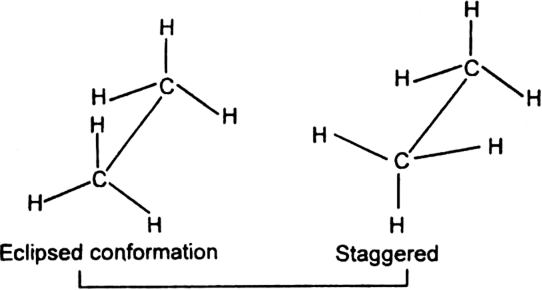 Energy Difference Between Staggered And Eclipsed Ethane