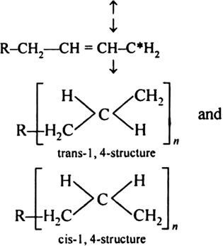 How does the presence of benzoquinone inhibit the free