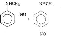 Benzene reacts with CH3Cl in the presence of anhydrous