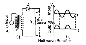 Draw a labelled circuit diagram of a N-P-N transistor in a