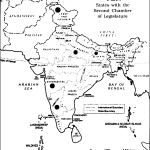 Take An Outline Map Of India Or Sub Continent Having The Names Of Countries As Well As Of The Indian Union S States Co Provinces Mark With A Suitable Symbol To Show The Indian States