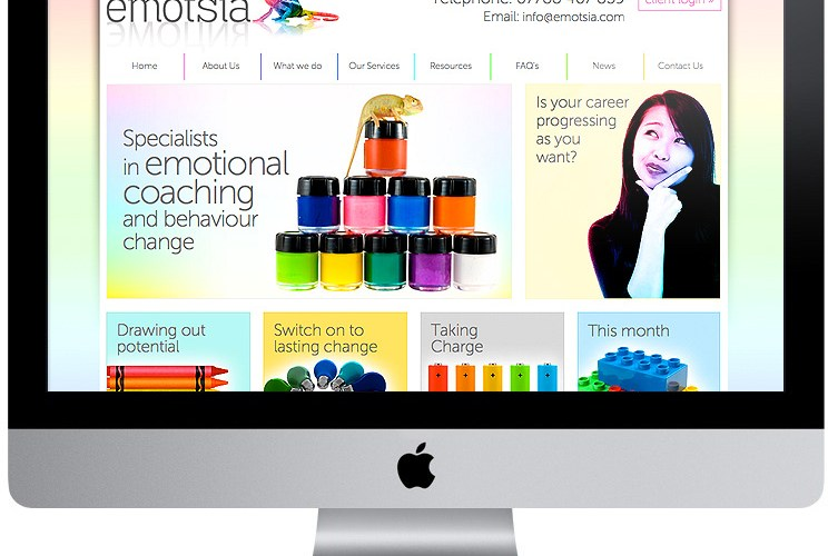 web design emotsia