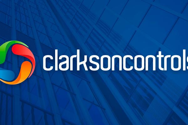 Clarkson Controls New Logo