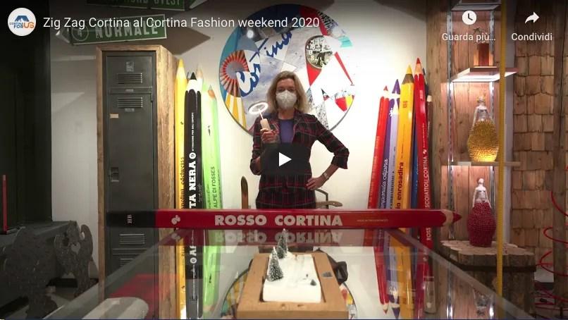 Zig Zag Cortina è con Cortina Fashion Weekend 2020