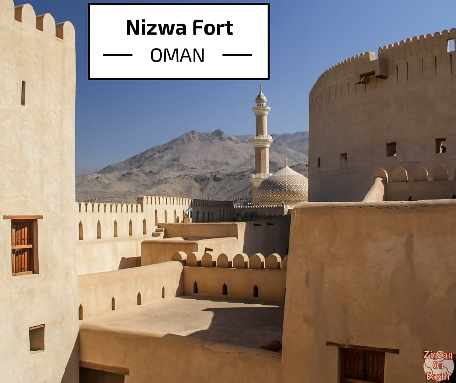 Nizwa Fort Oman  Visit Tips  many Photos Castle and Tower