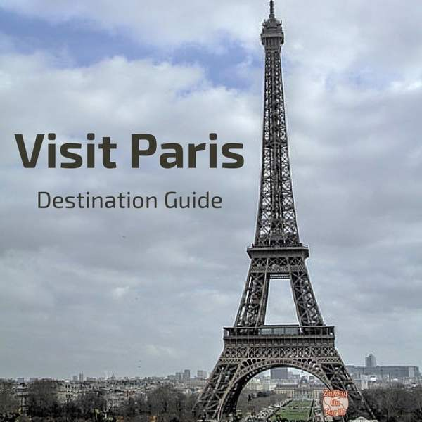 Top Places to Visit in Paris France