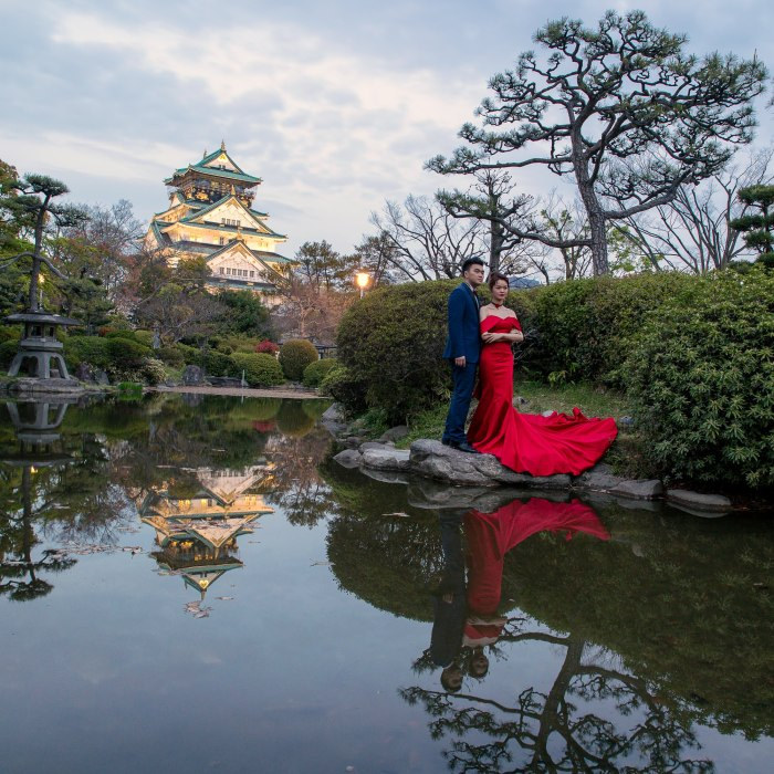 Wedding Photographer in Japan