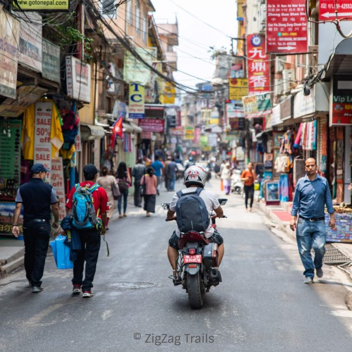 Our favorite cafes in Thamel