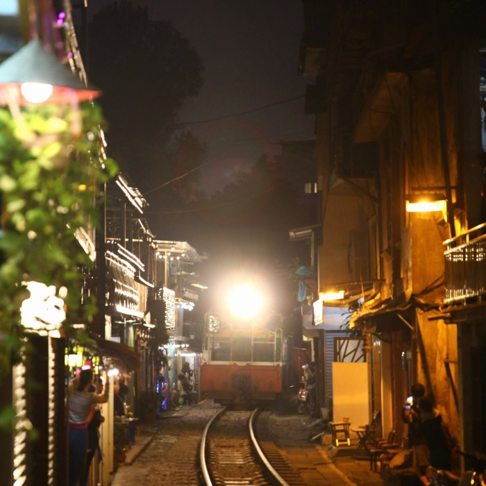 Is Hanoi's Train Street worth all the hype?