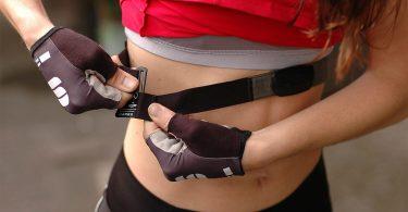 Wielrennen met hartslagmeter