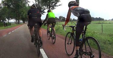 WeOwnYellow QOM ride In het wiel van Marianne Vos