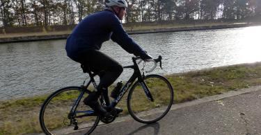 Wim Scheepers gaat nog wielrennen