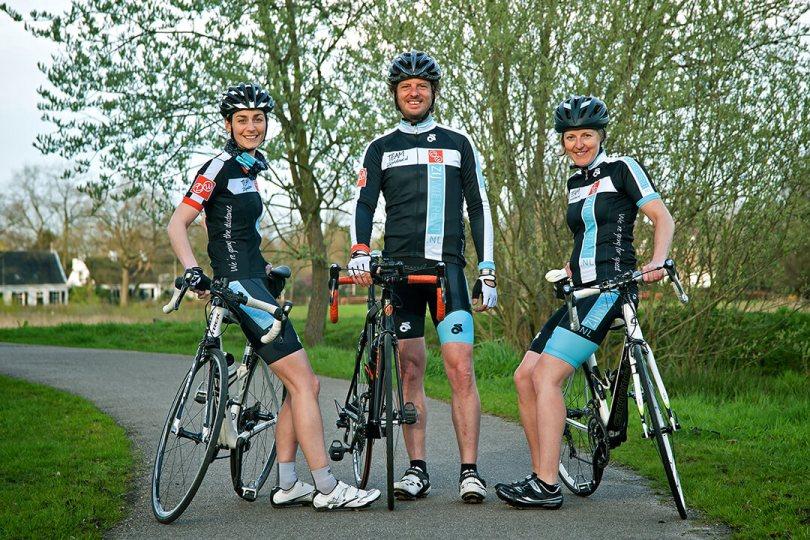 Zijwielrent.nl wielerkleding