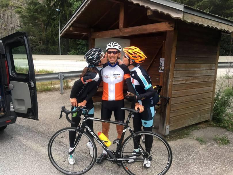 Tour de Vacance fietsbegeleider Jasper