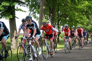 Lentetocht fietsen in Breda