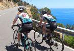 Vrouwen wielrennen Girona