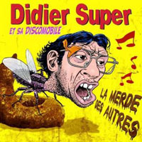 Didier Super sort un album de reprises