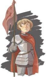 La Guerre de Cent ans et Jeanne d'Arc