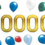 10 000 visiteurs !