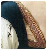 Le tricheur à l'as de carreau, Georges de La Tour