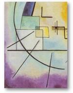 Jaune rouge bleu - Vassily Kandinsky