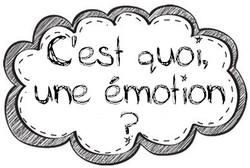 Autour des émotions