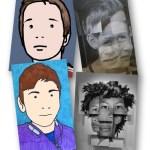 Autoportraits en agamographes