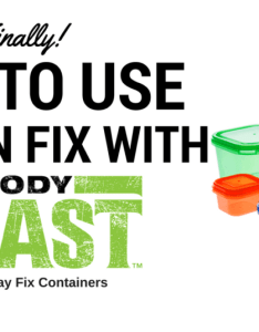 How to use portion fix with body beast also new using day containers rh zillafitness
