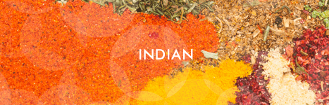 Indian Catering provided by Sanghavi & ZHG