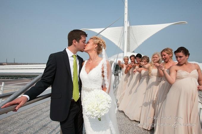 Eric & Amber weddings photos at the Pritzlaff