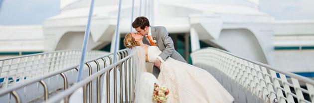 coast wedding photoshoot