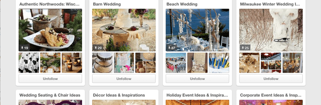Wedding Visions With Pinterest Milwaukee Weddings