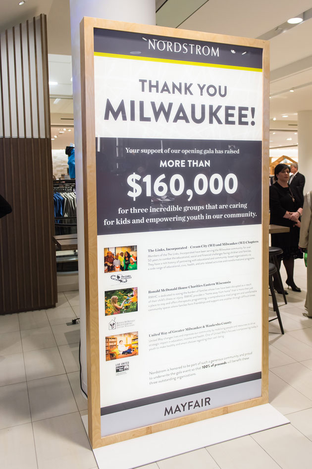 Nordstrom Event Raises Thousands for Local Charities