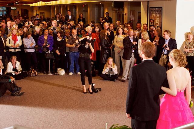 Prom at Milwaukee Public Museum