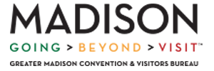 Greater Madison Convention & Visitors Bureau logo