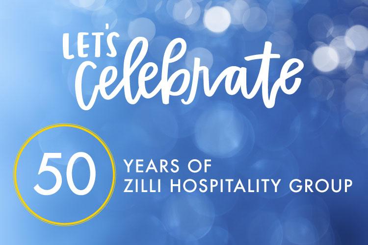 Celebrating ZHG's 50th anniversary
