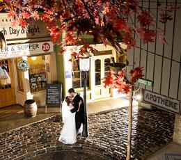 Wedding at Milwaukee Public Museum by ZHG