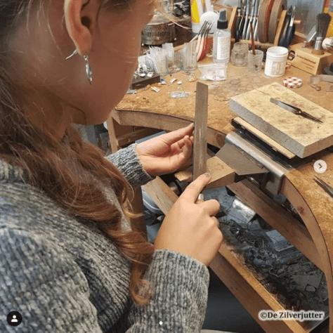 Marleen aan het werk 2019