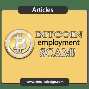Bitcoin-Employment-Scam
